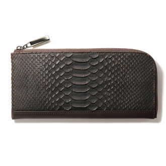 Python L-shaped Purse