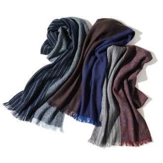 羊绒中心单独图案丝巾