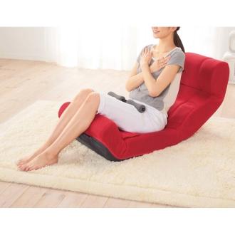 ディノス オンラインショップピュアフィット 快適ソファー座椅子 らくらく腹筋生活DX