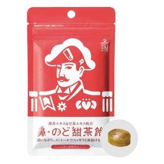 森下仁丹 鼻・のど甜茶飴 38g×10袋