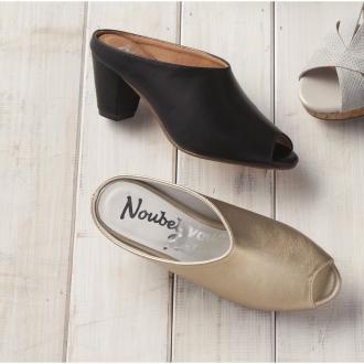 Noubel Voug Relax/ヌーベルヴォーグリラックス フラットサンダル 3887