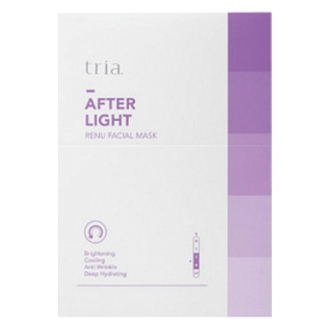 tria / Tria Beauty-after-write Renew facial mask 5 sheets × 2 boxes