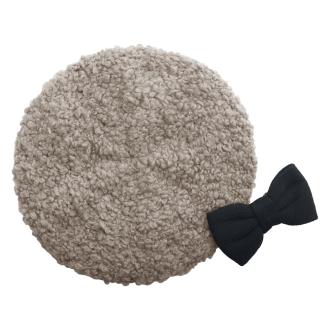 Almighty handsome hat alpaca blend knit hat