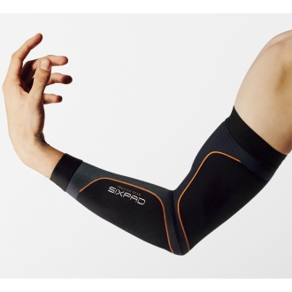 Six pad training suit training suit arm