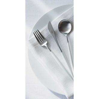 Cutipol GOA / Kuchiporu戈尔餐具一套3银白色×