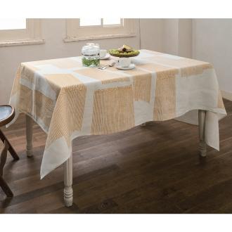 约144×144厘米(立陶宛麻布)桌布