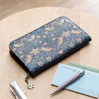 William Morris passbook case