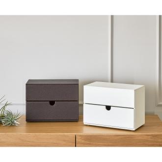 Tone leather tissue case