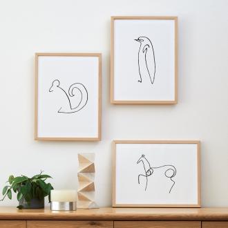 Picasso's art