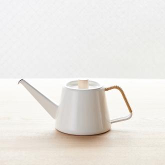 kaico / silkworm drip kettle 0.95L rattan winding type