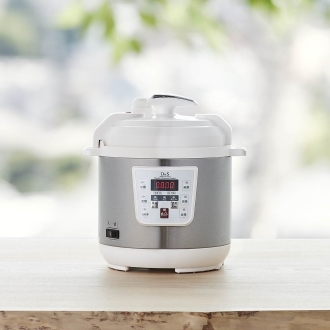 Compact micro-electric pressure cookers