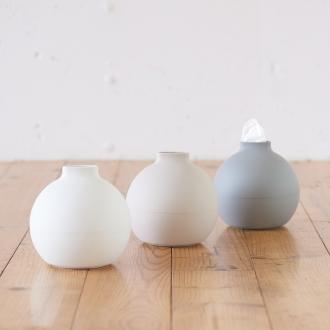 Paper Pot (pot) tissue case separately