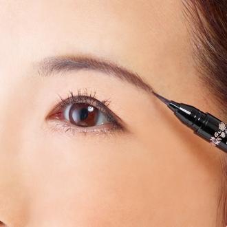 Mayu beautiful Long Stay Eyebrow 2 pcs