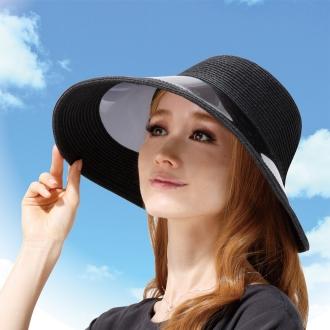 水洗卸妝隱藏模型帽子