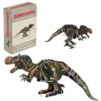 紙3D拼圖恐龍