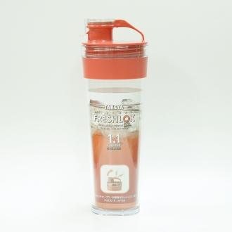 Fresh lock pitcher 1.1L plum