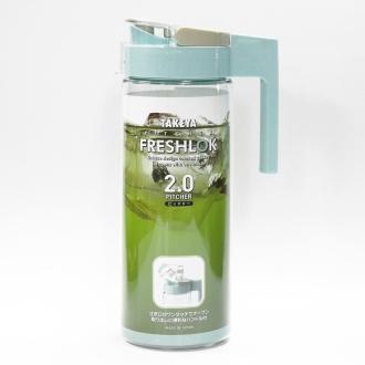 Fresh lock pitcher 2.0L mint