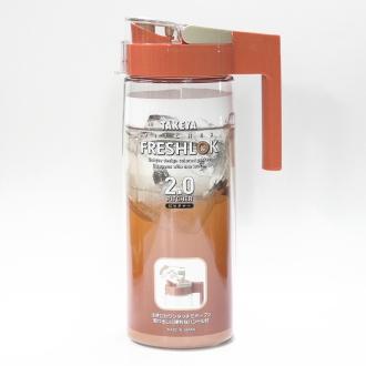 Fresh lock pitcher 2.0L plum