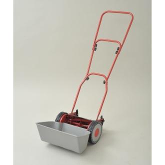 お庭のお手入れに大活躍!手動芝刈機 刈る刈るモア 刈込幅20cmタイプ
