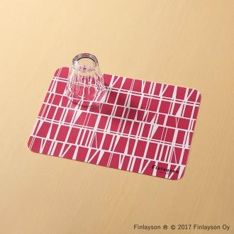 芬利森/芬利森樹脂墊相同的顏色4包小(34×24厘米)