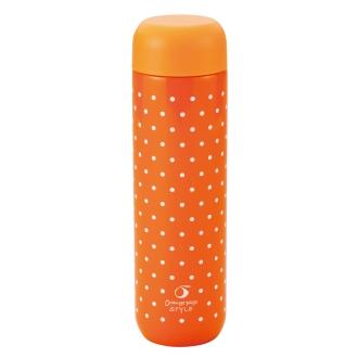 橙色页杯 300 毫升不锈钢 2 保温结构
