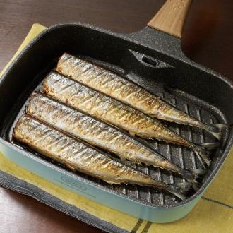 TOFFY スモークレスグリルパン 魚焼きグリル フライパン