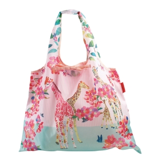 デザイナーコラボショッピングバッグ【エコバッグ サブバッグ】