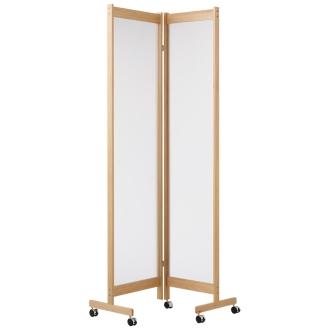 2連高さ179.5cm(光を通す木製パーテーション)
