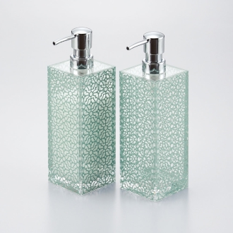 Soap bottle the same color 3-tuple (Tiena bus series)
