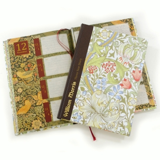 William Morris 3-year diary