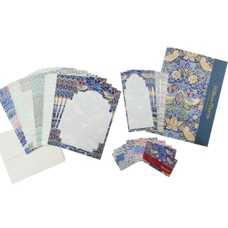 William Morris Letter Set