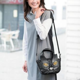 Cat of sparkling bag (2WAY)