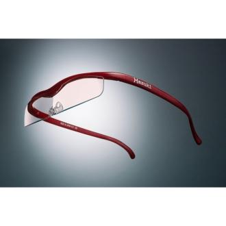 Glasses type magnifier loupe Hazuki cool 1.6 (blue light cut 55%)