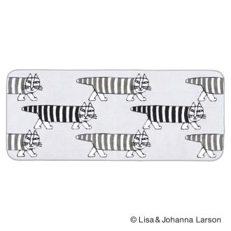 約50×180cm(LISA LARSON/リサ・ラーソン キッチンマット マイキー)