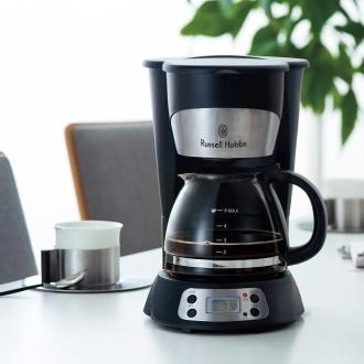 ディノス オンラインショップラッセルホブス 5カップコーヒーメーカー