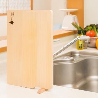 方便,自由站立架来存储和干与菜板的丝柏