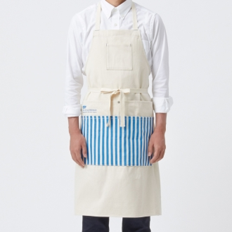 Freddy Reck laundry apron