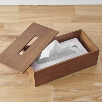 BURUN tissue box