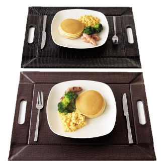Small, 2-Pack (tray to become a luncheon mat)