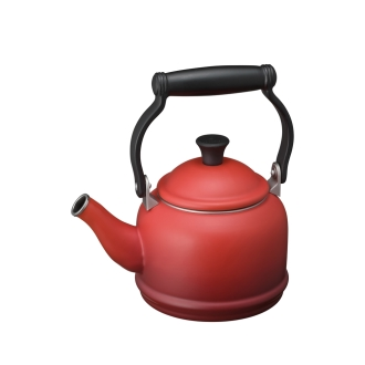Red (LE CREUSET / Le Creuset kettle-Demi kettle)