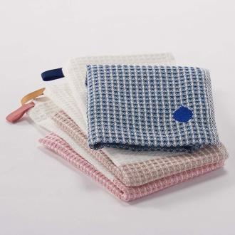 水电银钛(R)蜂窝横毛巾4(3盘)