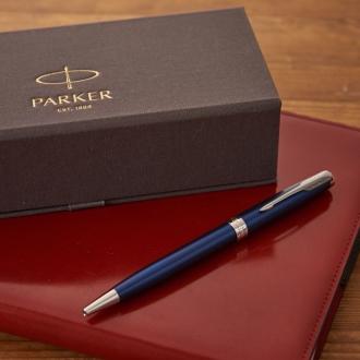 PARKER / Parker ballpoint pen sonnet (black GT, red GT, Blue CT, black CT)