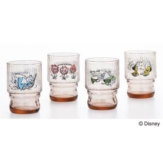 ディノス オンラインショップAlice Sweet スタッキンググラスセット[Disney/ディズニー]