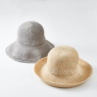Handle ed Mitsuba wide hat