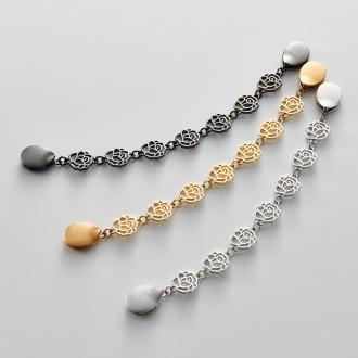 Fashion clip Rose chain type