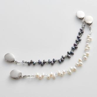 時尚夾淡水珍珠類型