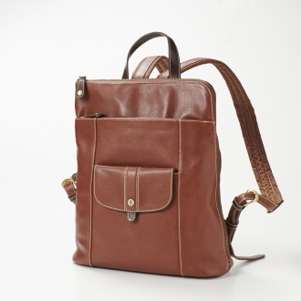 BOX21安娜L形拉鍊背包