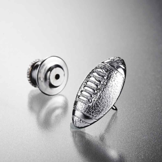 entiere / Antiere SV pin brooch rugby