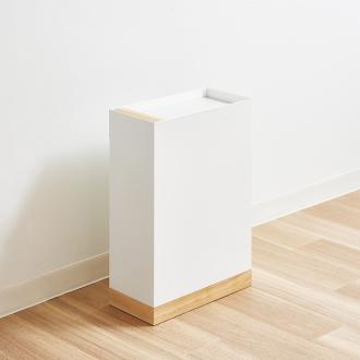 木製台・蓋付き(ミヤケデザイン ダストボックス 30L)