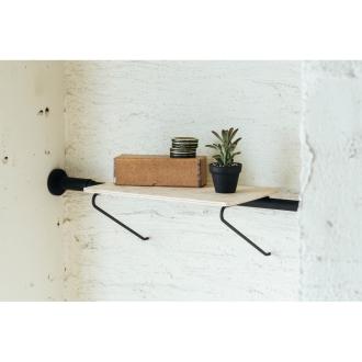 DRAW A LINE 突っ張り棒 横専用シェルフ置きタイプ